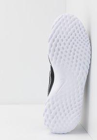 Nike Performance - RENEW RIDE - Nøytrale løpesko - black/white/dark smoke grey - 4