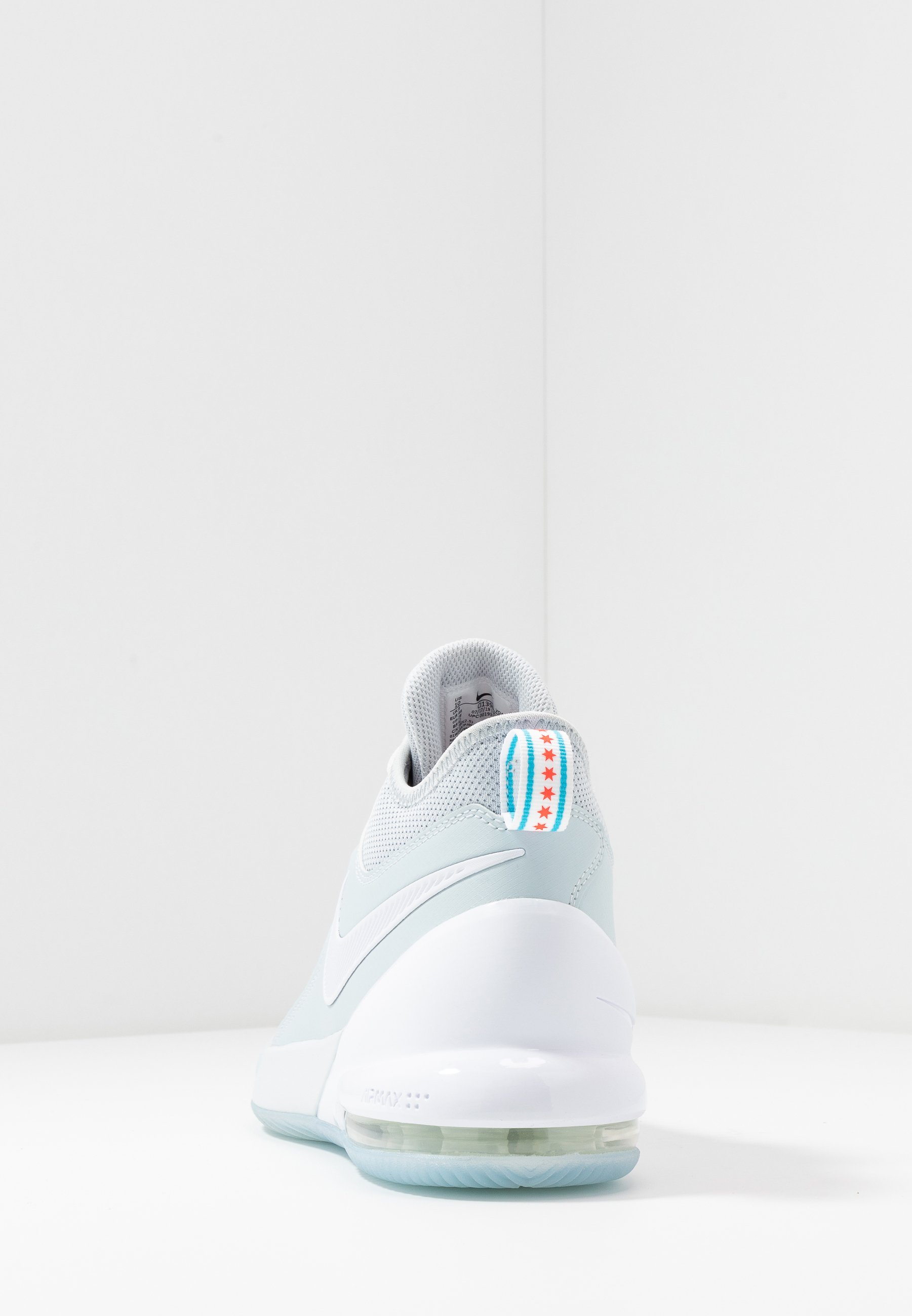 Nike Performance AIR MAX IMPACT - Basketsko - pure platinum/white/blue fury