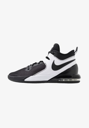 AIR MAX IMPACT - Basketball shoes - black/white