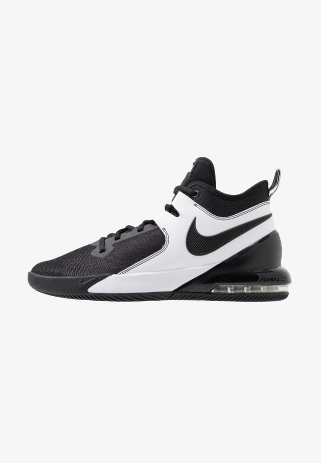 AIR MAX IMPACT - Basketballschuh - black/white