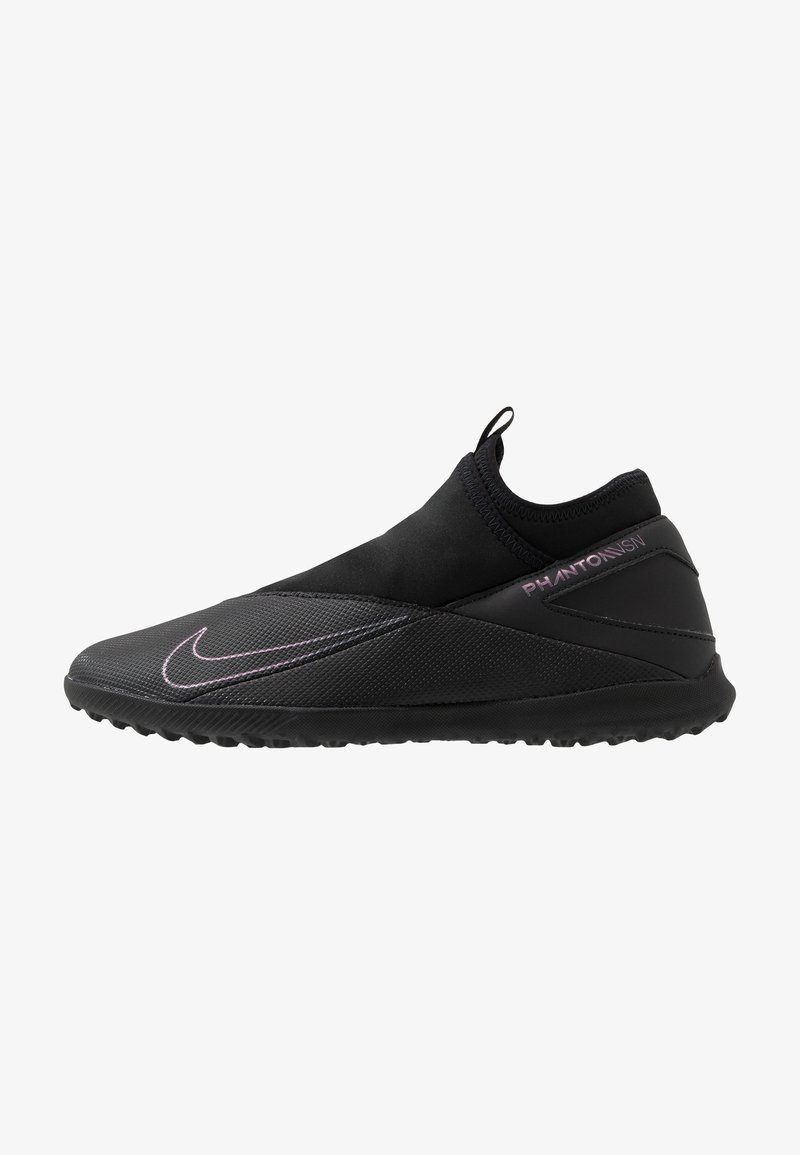 Nike Performance - PHANTOM VISION 2 CLUB DF TF - Korki Turfy - black