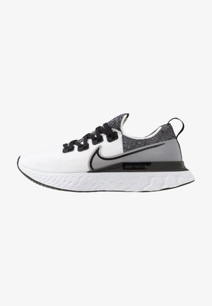 REACT INFINITY RUN - Zapatillas de running neutras - true white/white/black/pure platinum