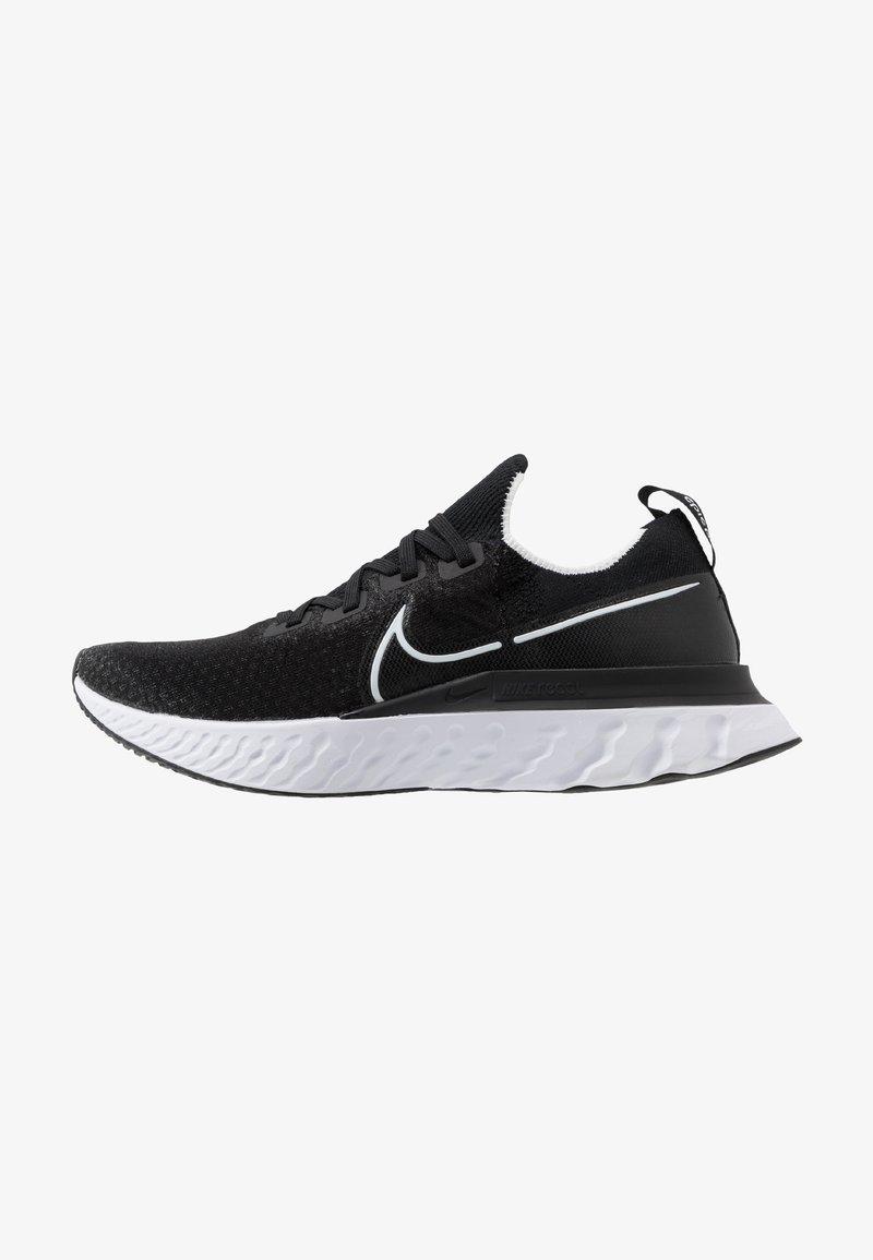 Nike Performance - REACT INFINITY RUN - Juoksukenkä/neutraalit - black/white/dark grey