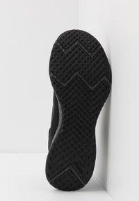 Nike Performance - REVOLUTION 5 FLYEASE - Obuwie do biegania treningowe - black/anthracite - 4