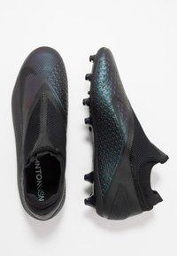 Nike Performance - PHANTOM VISION 2 PRO DF AG-PRO - Voetbalschoenen met kunststof noppen - black - 1