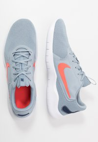 Nike Performance - FLEX EXPERIENCE RUN 9 - Competition running shoes - obsidian mist/bright crimson - 1
