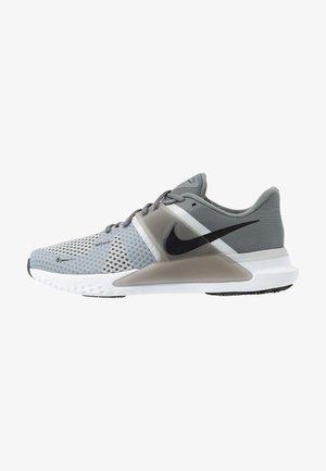 RENEW FUSION - Sports shoes - grey fog/black/smoke grey/white