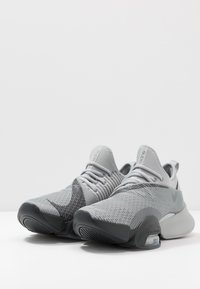 Nike Performance - AIR ZOOM SUPERREP - Sports shoes - smoke grey/dark smoke grey/black - 2