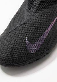 Nike Performance - PHANTOM VISION 2 ACADEMY DF TF - Korki Turfy - black - 5