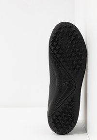 Nike Performance - PHANTOM VISION 2 ACADEMY DF TF - Korki Turfy - black - 4