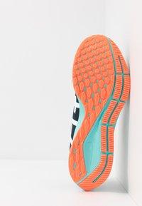 Nike Performance - AIR ZOOM PEGASUS 36 - Juoksukenkä/neutraalit - black/metallic summit white/midnight turq/aurora green/hyper crimson - 4