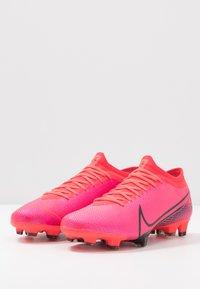 Nike Performance - MERCURIAL VAPOR 13 PRO FG - Voetbalschoenen met kunststof noppen - laser crimson/black - 2