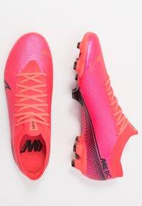 Nike Performance - MERCURIAL VAPOR 13 PRO FG - Voetbalschoenen met kunststof noppen - laser crimson/black - 1