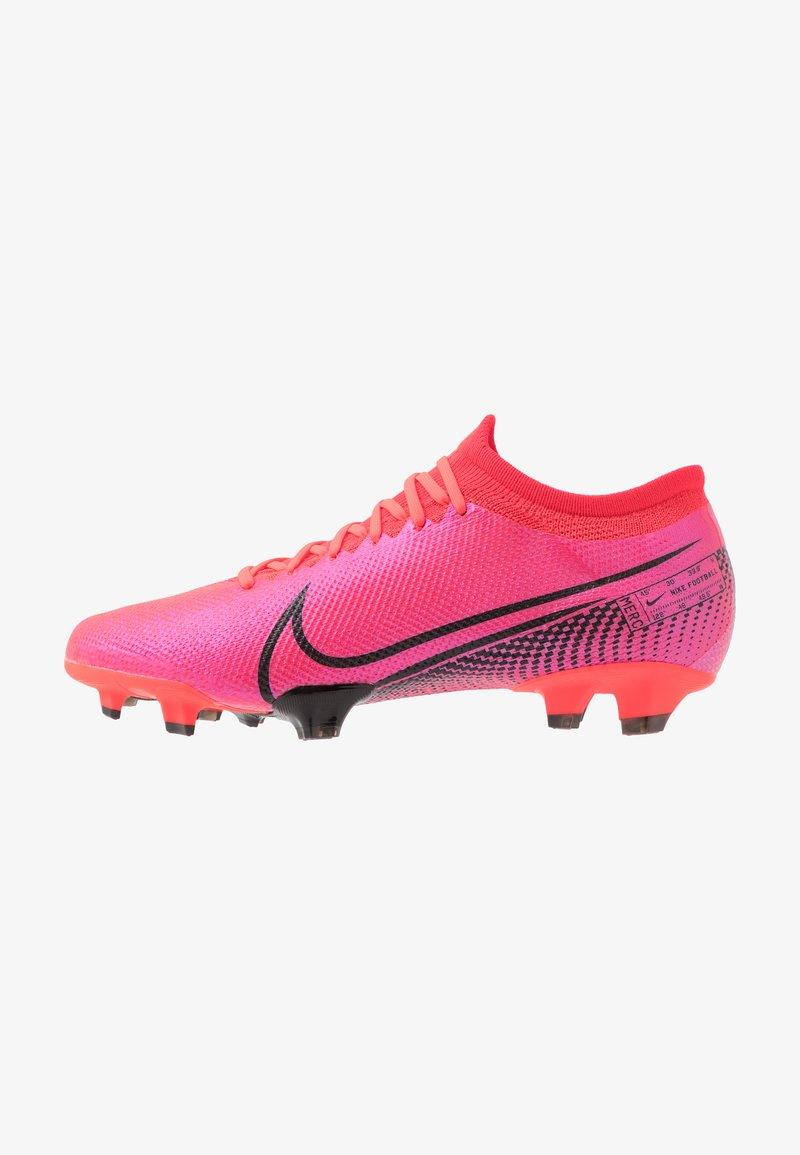 Nike Performance - MERCURIAL VAPOR 13 PRO FG - Voetbalschoenen met kunststof noppen - laser crimson/black