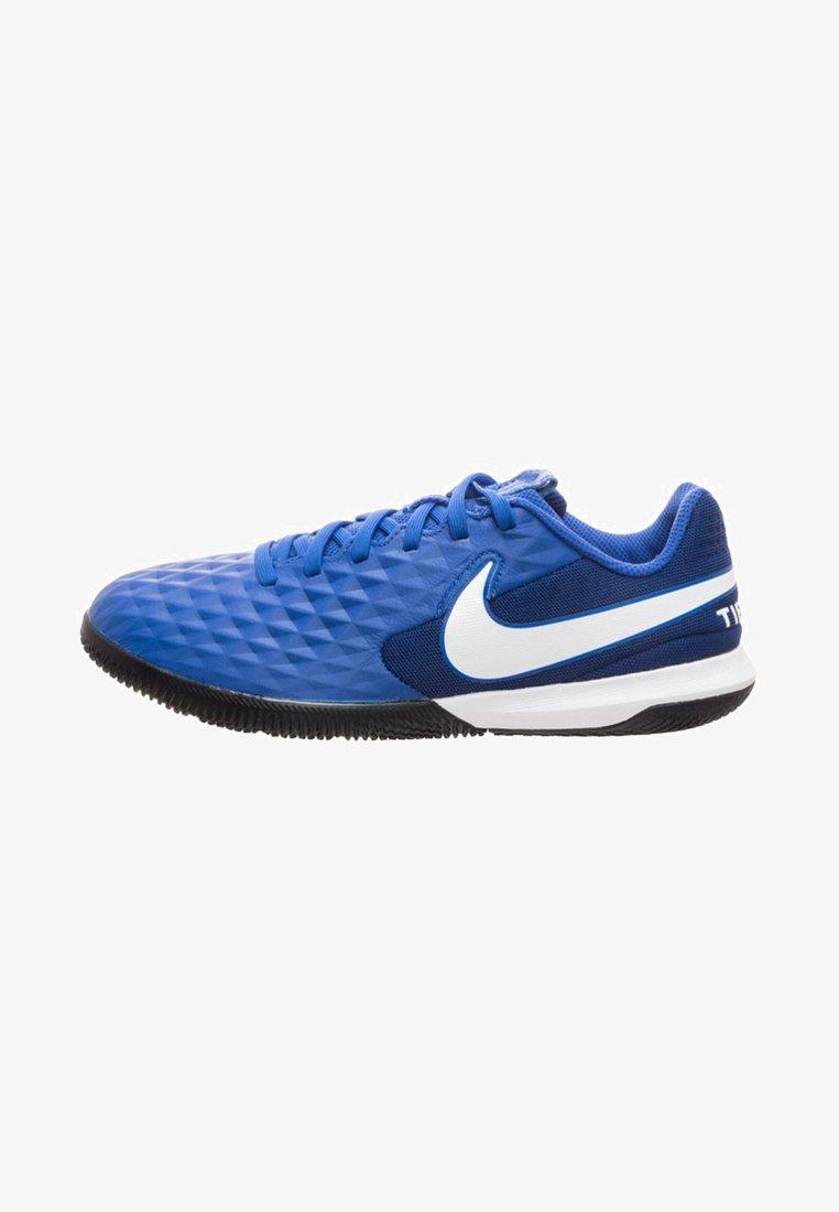 Nike Performance - TIEMPO LEGEND VIII ACADEMY - Fußballschuh Halle - deep royal blue