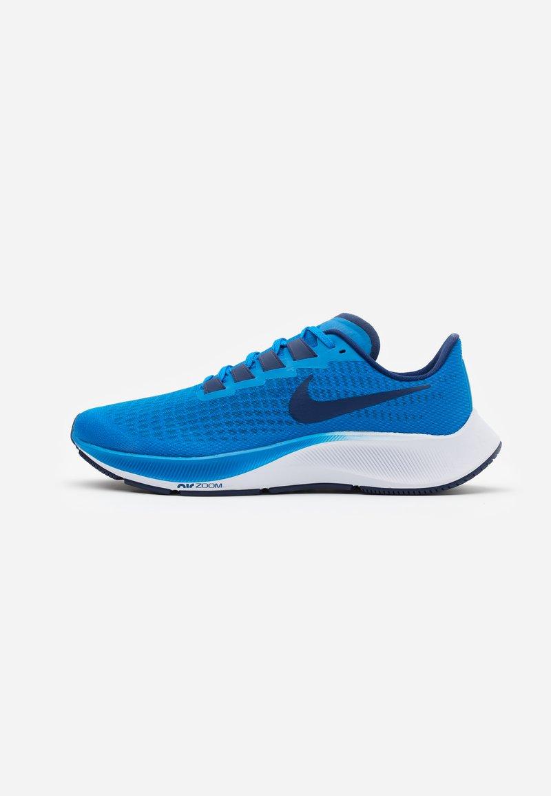 Nike Performance - AIR ZOOM PEGASUS 37 - Neutral running shoes - photo blue/blue void/white