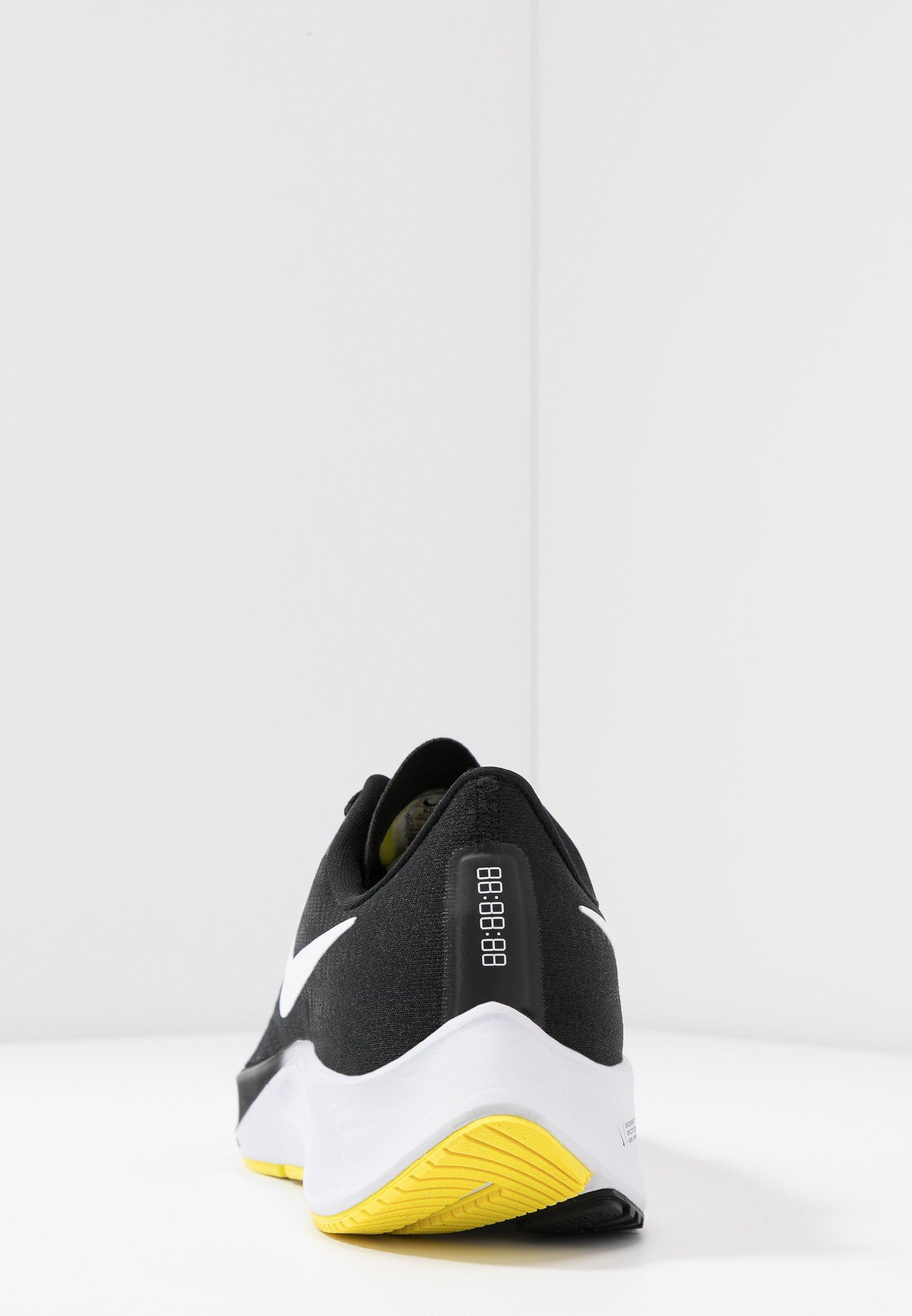 AIR ZOOM PEGASUS 37 Chaussures de running neutres blackwhiteopti yellow