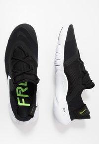Nike Performance - FREE RN 5.0 2020 - Minimalist running shoes - black/white/anthracite - 1