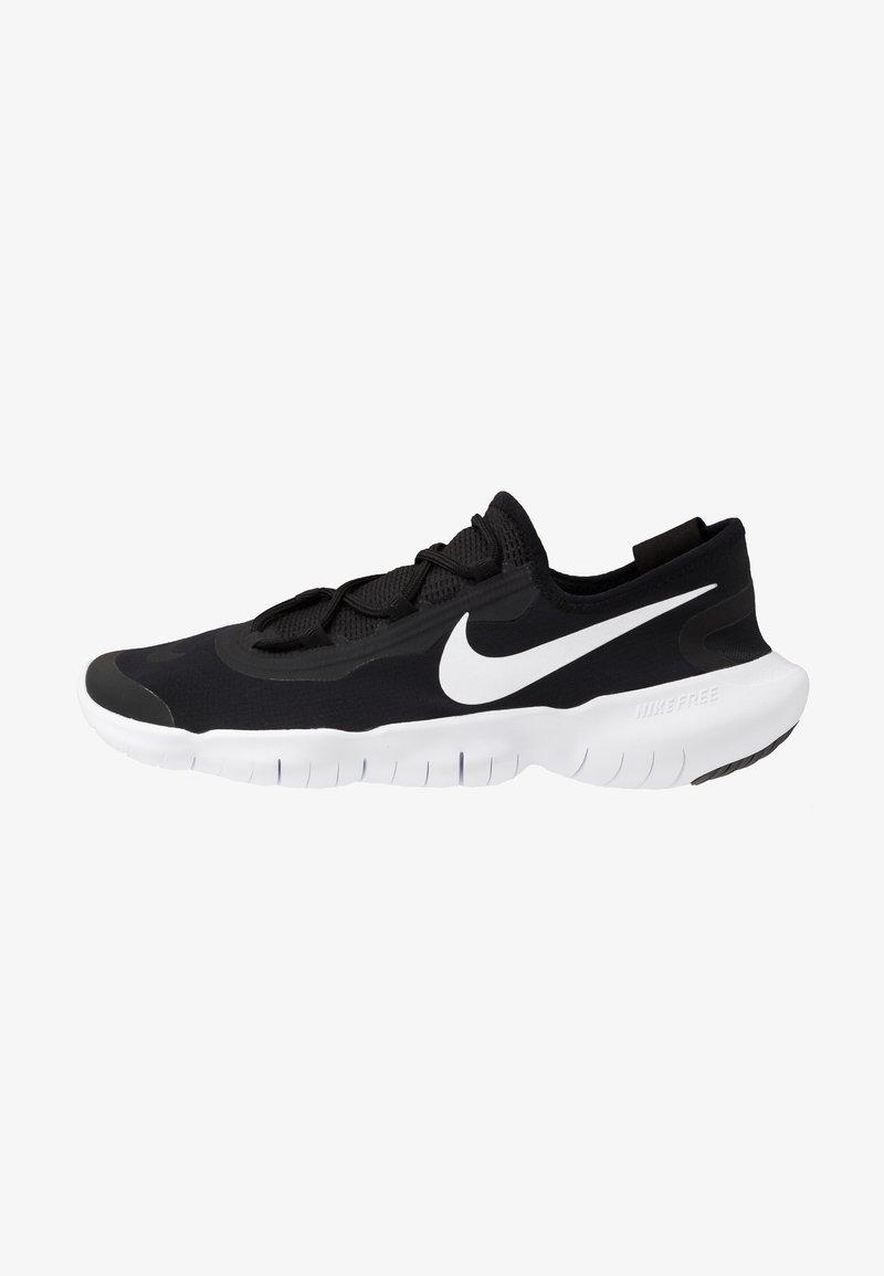 Nike Performance - FREE RN 5.0 2020 - Minimalist running shoes - black/white/anthracite