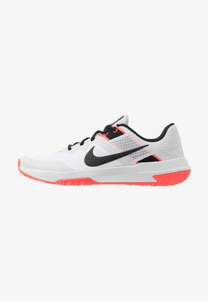 VARSITY COMPETE TR 3 - Sports shoes - white/black/photon dust/laser crimson