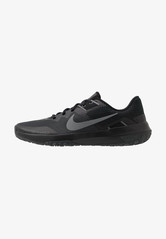 VARSITY COMPETE TR 3 - Sports shoes - dark smoke grey/smoke grey/black