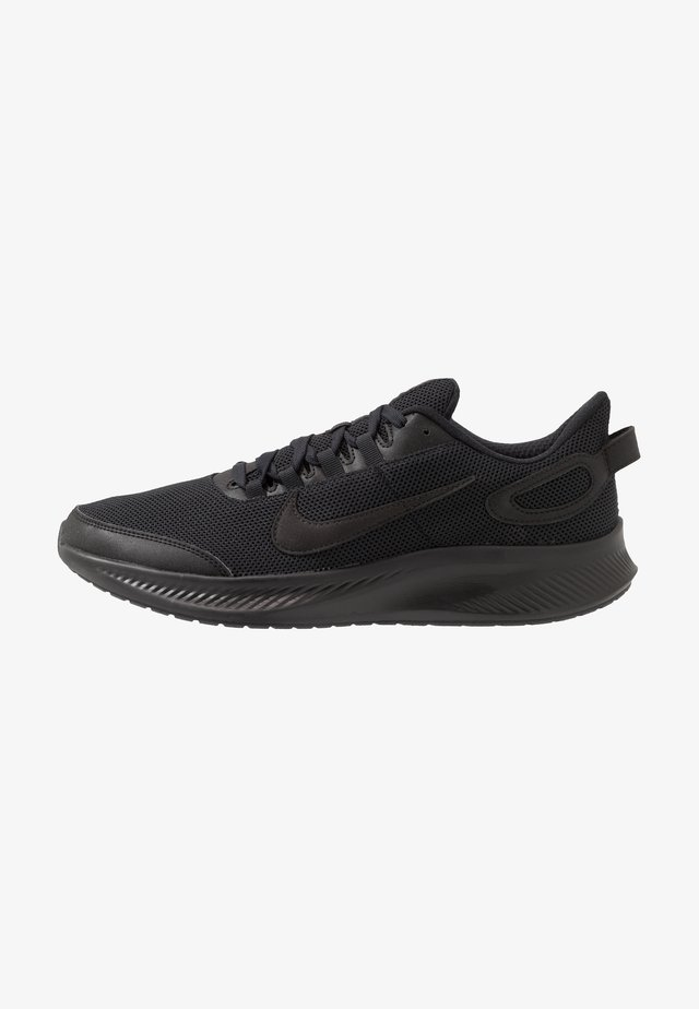 RUNALLDAY 2 - Neutral running shoes - black/anthracite