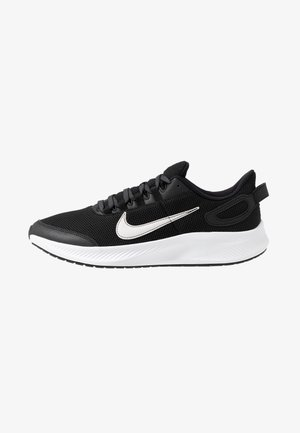 RUNALLDAY 2 - Neutral running shoes - black/white/iron grey