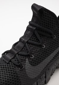 Nike Performance - FREE METCON 3 - Sports shoes - black/anthracite/volt - 5
