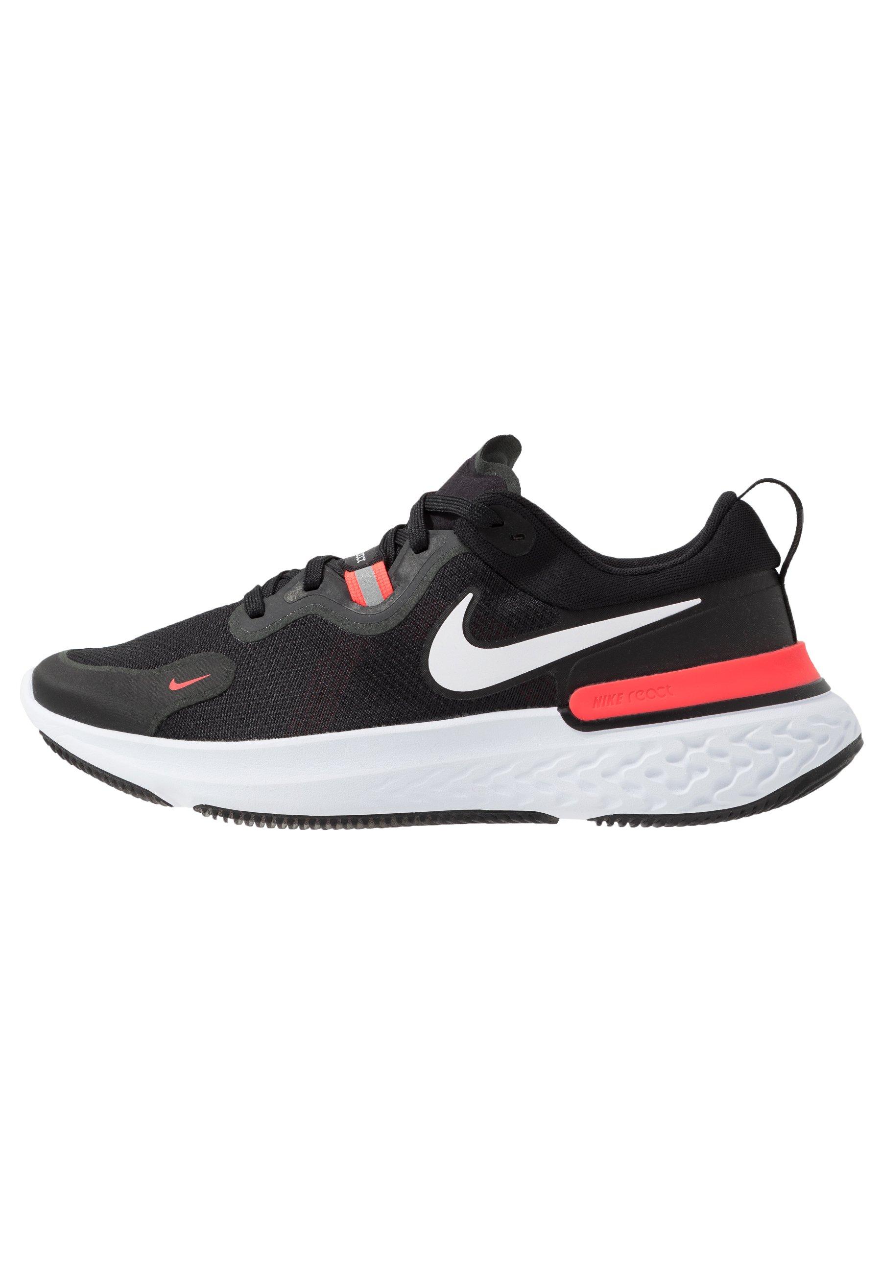 Nike Performance REACT MILER Scarpe running neutre black  3pVYUI