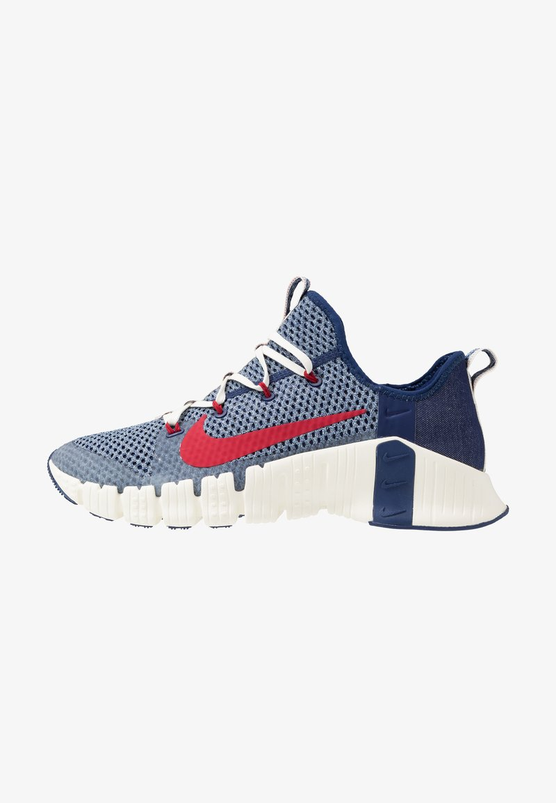 Nike Performance - FREE METCON 3 AMP - Sports shoes - deeproyal blue/gym red/deep royal blue