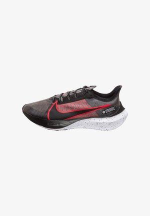 ZOOM GRAVITY LAUFSCHUH HERREN - Zapatillas de running neutras - black/red/white