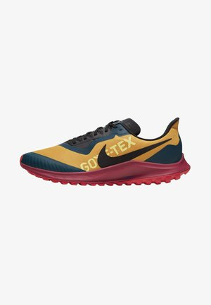 PEGASUS  - Chaussures de running - university gold/noble red/midnight turquoise/black