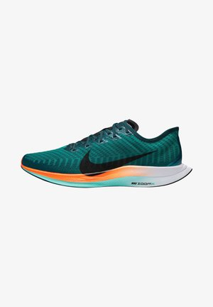 ZOOM PEGASUS TURBO 2 - Chaussures de running neutres - green