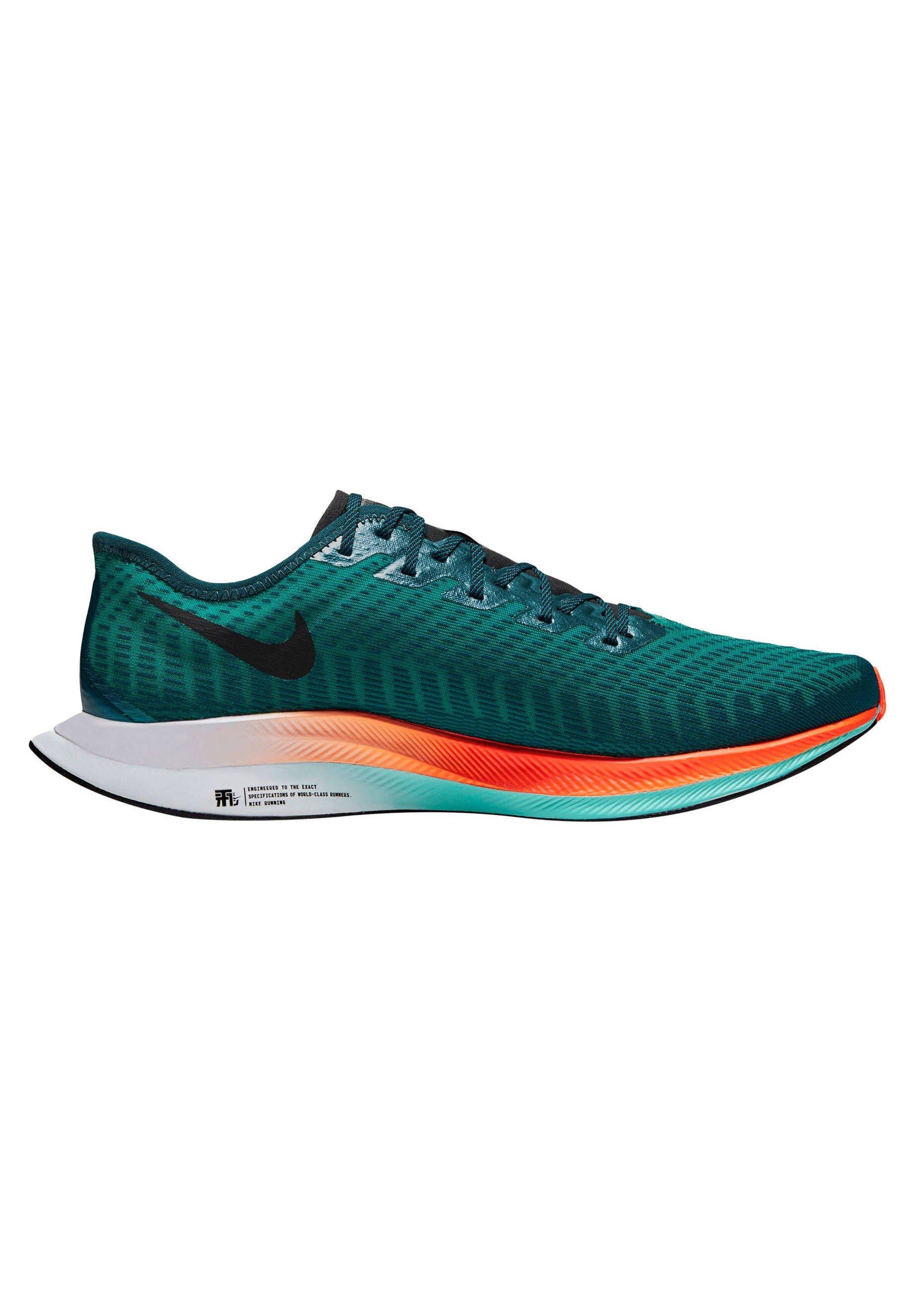 Nike Performance Zoom Pegasus Turbo 2 - Chaussures De Running Neutres Green