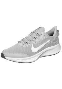 Nike Performance - RUNALLDAY - Zapatillas running neutras - wolf grey/white /dark grey - 2