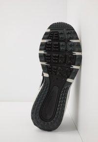 Nike Performance - JUNIPER TRAIL - Zapatillas de trail running - black/white/dark smoke grey/grey fog - 4