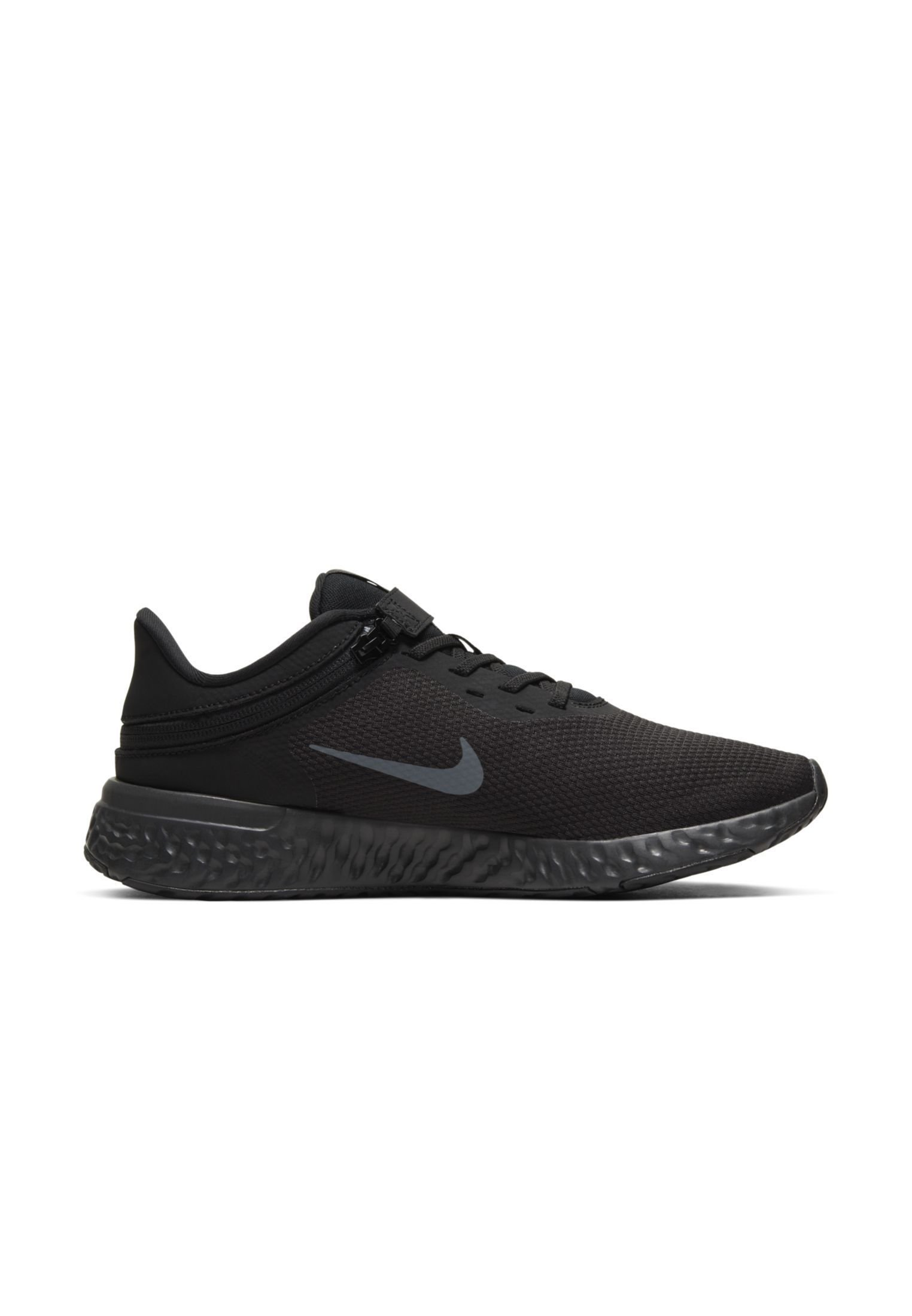 Nike Performance NIKE REVOLUTION 5 FLYEASE MEN'S RUNNING SHOE (EXTRA WIDE) - Chaussures de running neutres - black