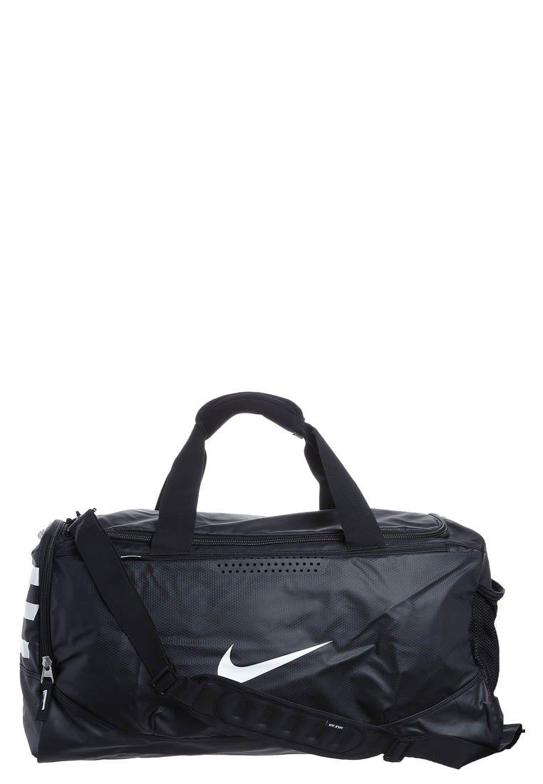 Nike Performance - TEAM TRAINING AIR MAX - Sportväska - black/white