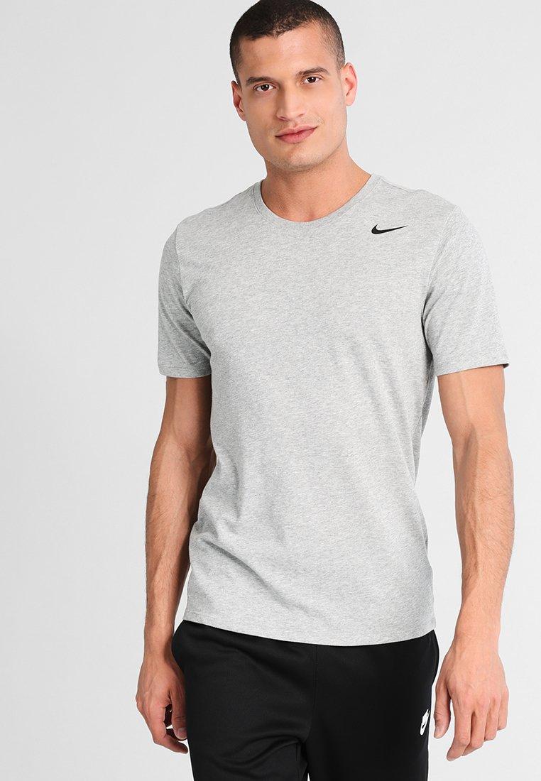 DRI FIT SHORTSLEEVE 2.0 T shirt basique dark grey heatherblack