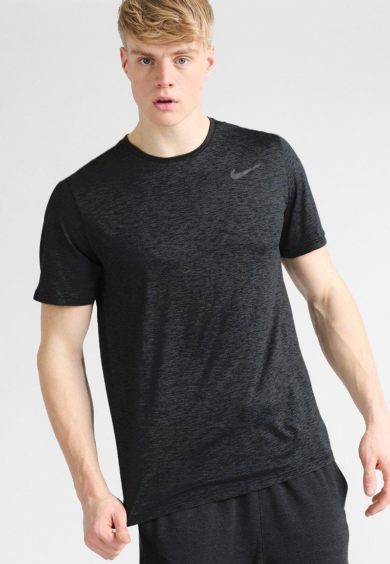 Nike Performance - HYPER DRY - Basic T-shirt - black/anthracite