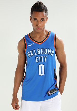NBA OKLAHOMA CITY THUNDER - Fanartikel - signal blue/college navy