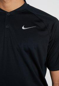 Nike Golf - DRY - T-shirt de sport - black/cool grey - 5