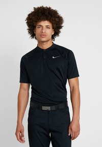 Nike Golf - DRY - T-shirt de sport - black/cool grey - 0