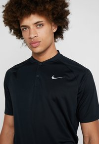 Nike Golf - DRY - T-shirt de sport - black/cool grey - 3