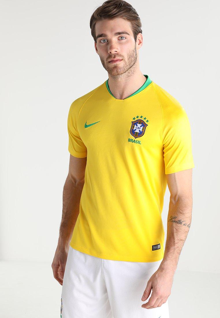 Nike Performance - BRASILIEN - Nationalmannschaft - midwest gold/lucky green