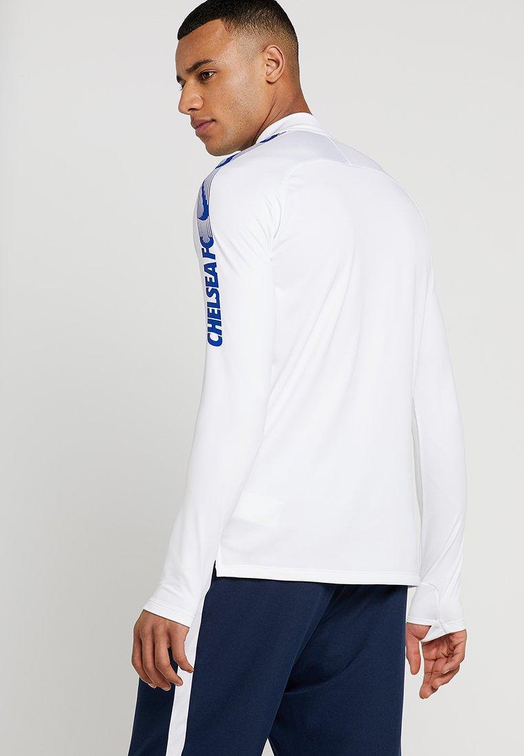Nike Performance - CHELSEA FC LONDON DRY  - Vereinsmannschaften - white/rush blue