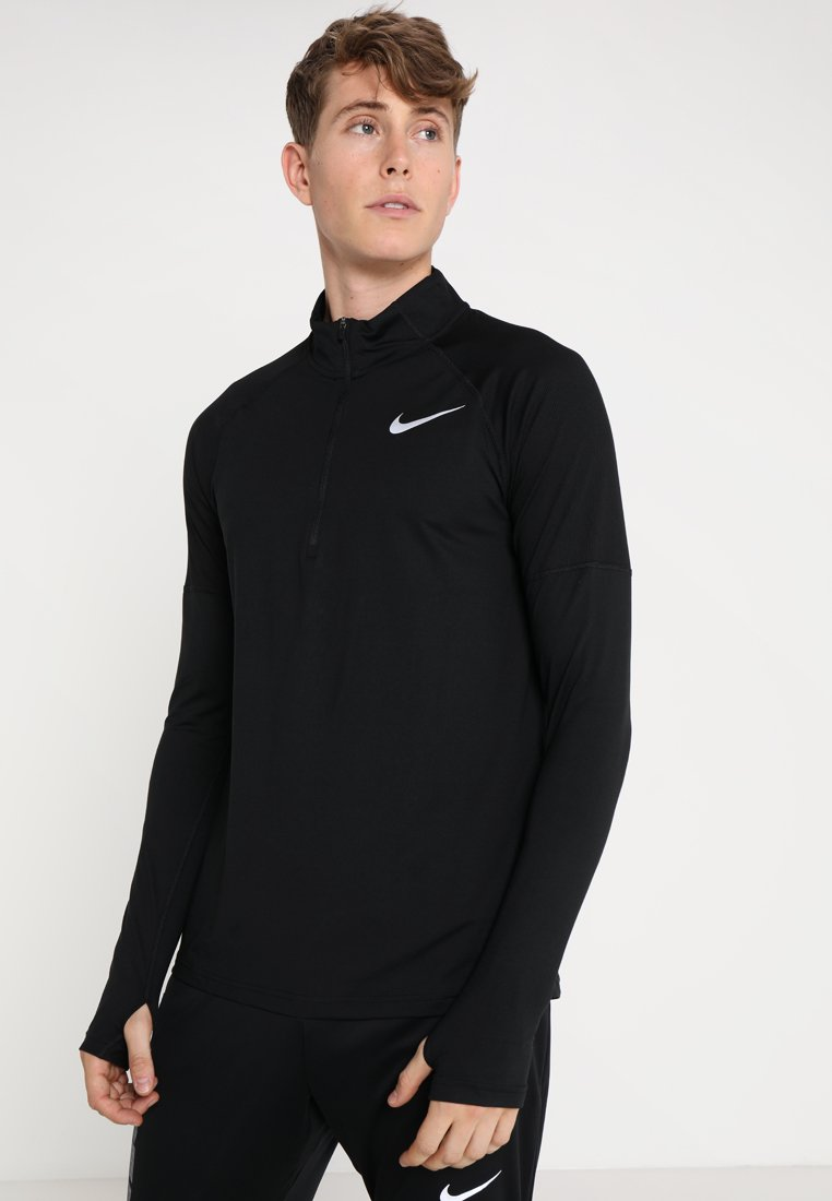Nike Performance - DRY TOP 2.0 - T-shirt de sport - black/reflective silver