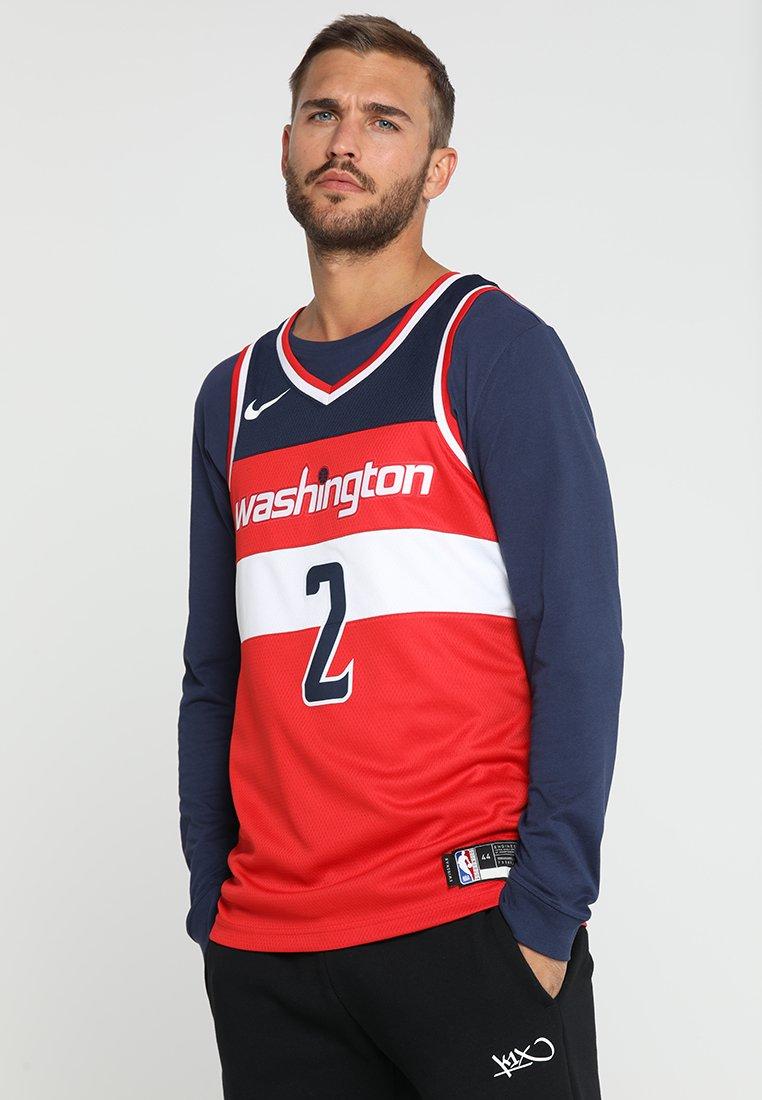 Nike Performance - NBA WASHINGTON WIZARDS NBA JOHN WALL SWINGMAN - Club wear - rot