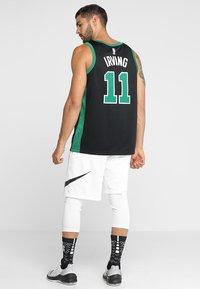 Nike Performance - BOSTON CELTICS NBA SWINGMAN - Club wear - black/clover - 2