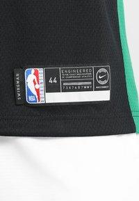Nike Performance - BOSTON CELTICS NBA SWINGMAN - Club wear - black/clover - 6